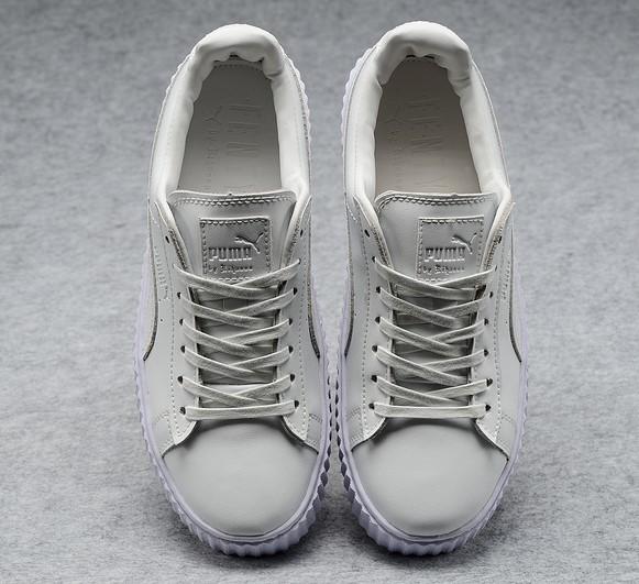 0bceba63d6d30b Rihanna White chaussures New Puma Star X 2016 Chaussures Sign qB4wIn1