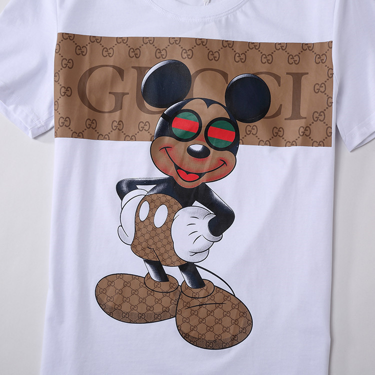 2018 gucci tracksuit short style mickey mouse dance