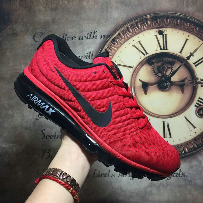 air max 2017 3m nike swoosh big red