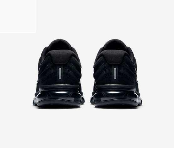 air max 2017 3m nike swoosh black all