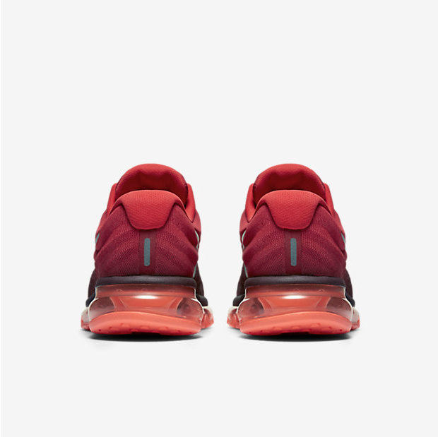 air max 2017 3m nike swoosh win red
