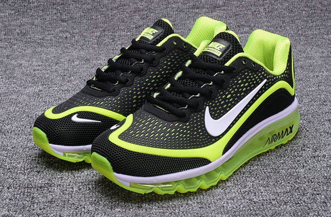 air max 2017 malaysia chaussures lifestyle pousses vertes