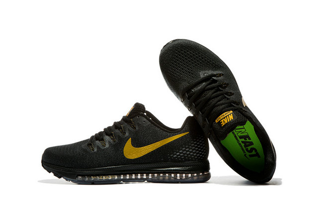 air zoom nike all out flyknit classic low flywire or noir