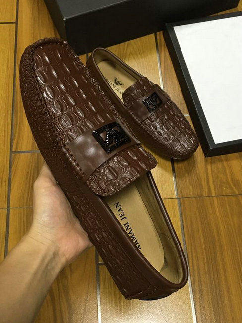 armani chaussures destock sport et mode crocodile pattern embossed