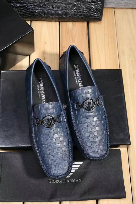 armani chaussures destock sport et mode knitting casual blue