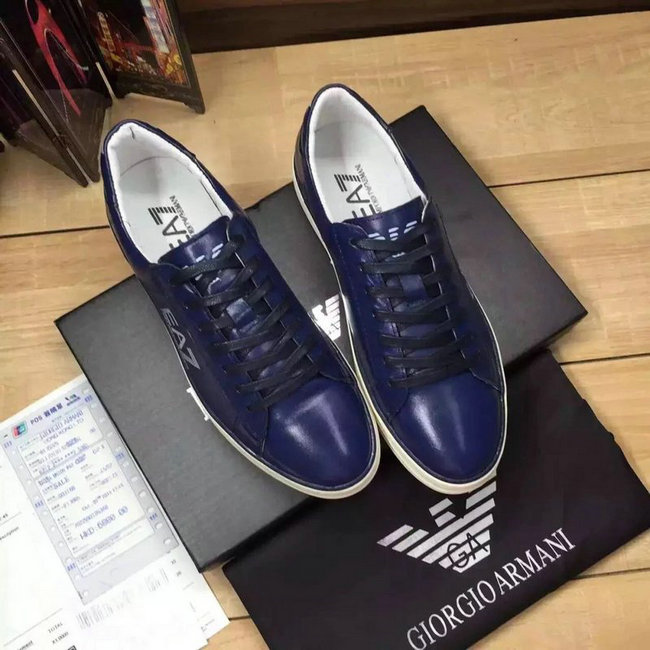 dd68e2be859d armani chaussures destock sport et mode impression logo blue