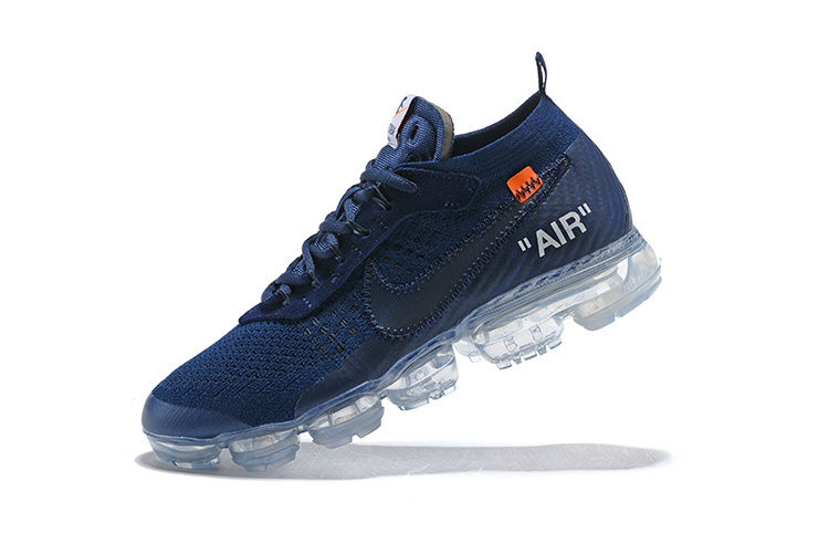 baskets nike air vapormax flyknit2 flywire blue sign air