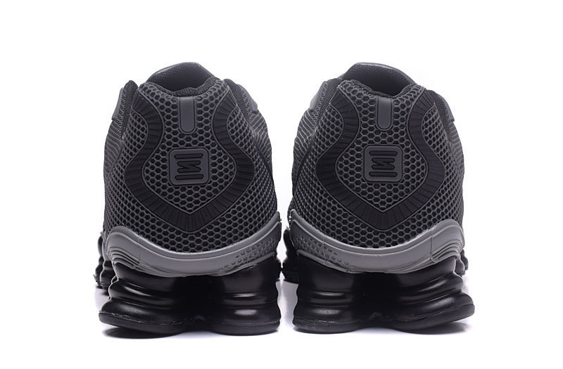 baskets nike shox rivalry et tlx noir charbon