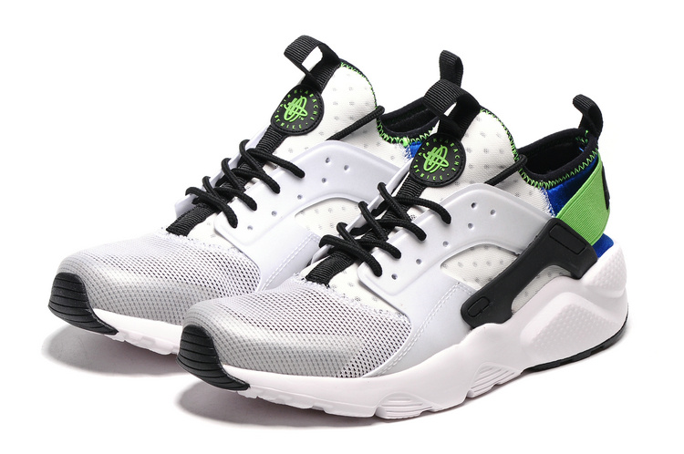 baskets basses nike sports air huarache run ultra white inside air