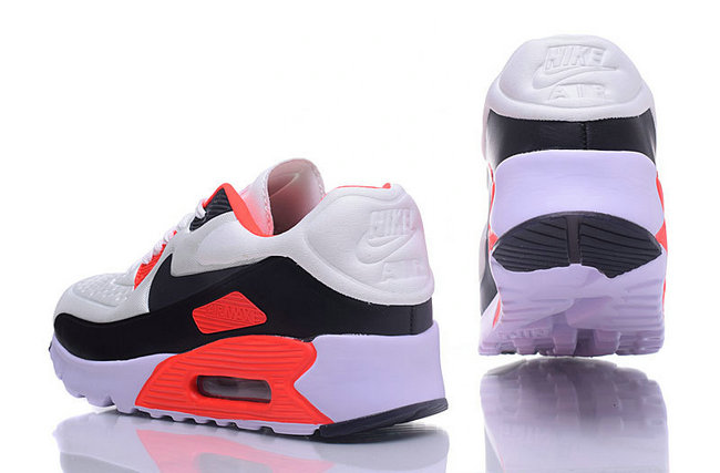 baskets basses nike air max 90 mesh infrared