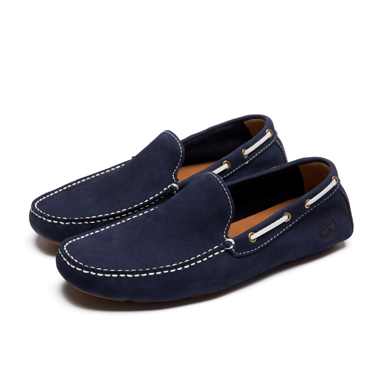 bateau timberland ek2 0cupsl chaussures montantes low leisure blue