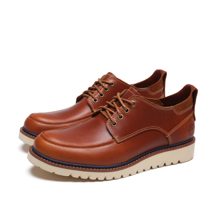 bateau timberland ek2 0cupsl chaussures montantes rubber sole brown
