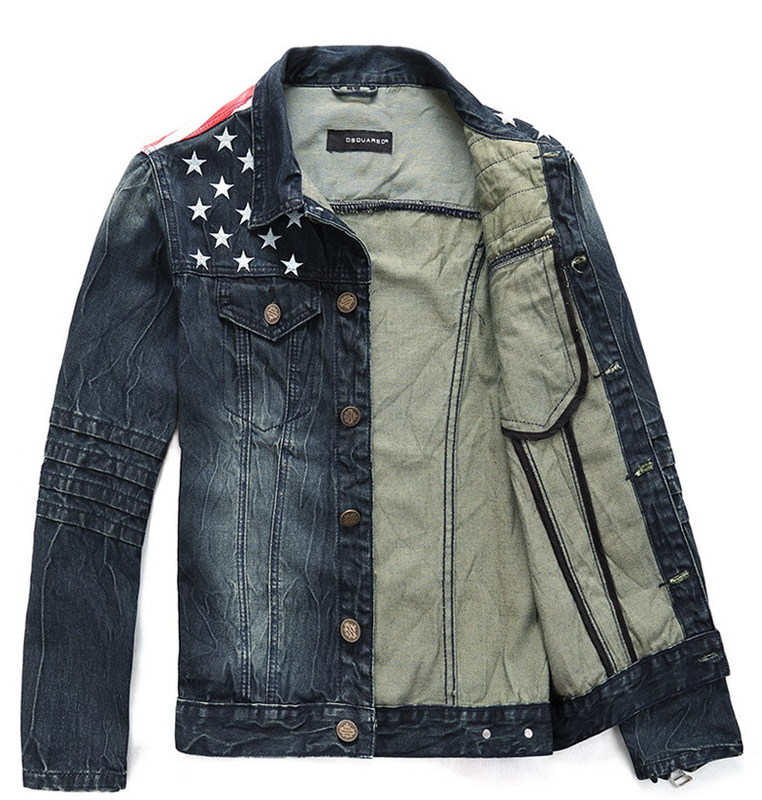 dsquared denim jacket four seasons top flag usa