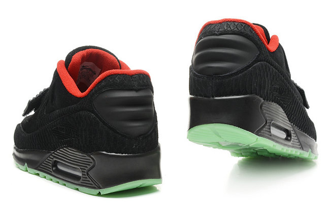 edition luxe nik air yeezy 2-90airmax noctilucent