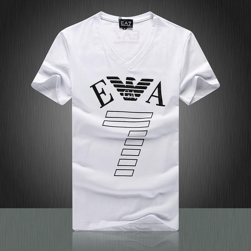 Fitness training emporio ea7 tee shirt big 7 t shirt for La fitness t shirt