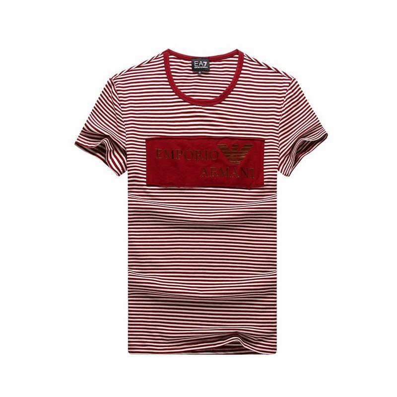 Fitness training emporio ea7 tee shirt door red tee shirt for La fitness t shirt