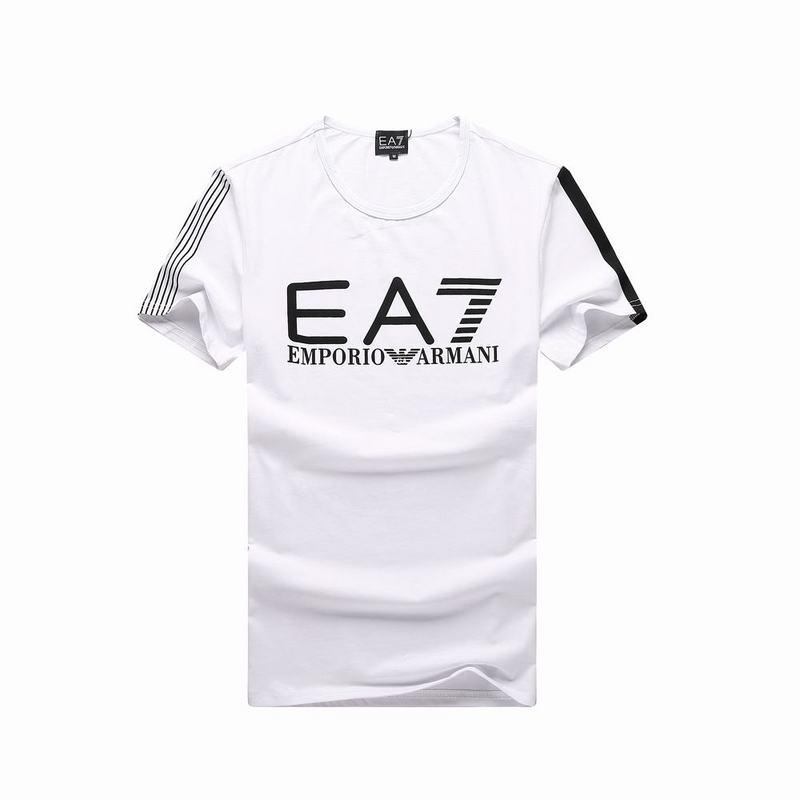 Fitness training emporio ea7 tee shirt side boy t shirt for La fitness t shirt