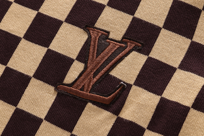 louis vuitton pulls luxury clothing damier or