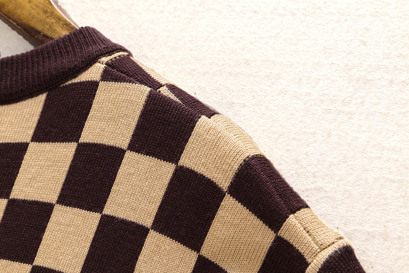 louis vuitton pulls luxury clothing damier style