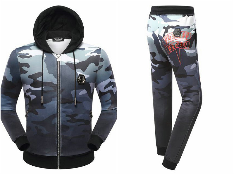 new philipp plein 2017 long tracksuit army camouflage