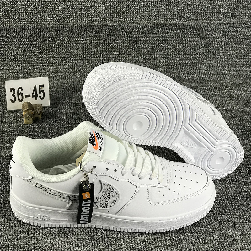 nike air force 1 amazon just do it af1 bq5361-100 white