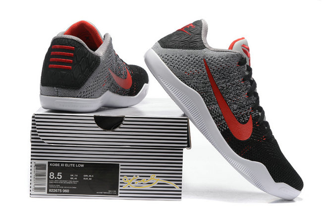 nike air kobe xi all star black head