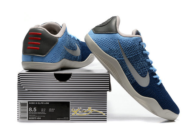 nike air kobe xi all star night blue