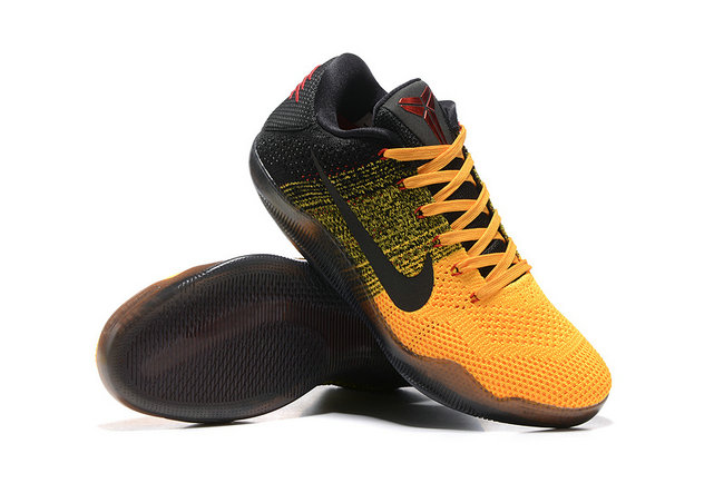 nike air kobe xi all star orange