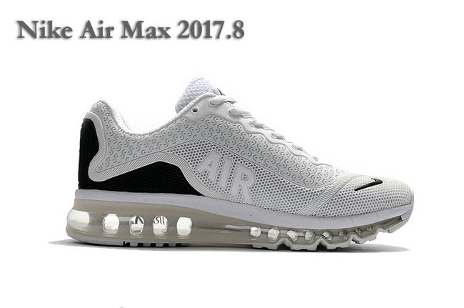 nike air max 2017 og en mesh new chevalier blanc