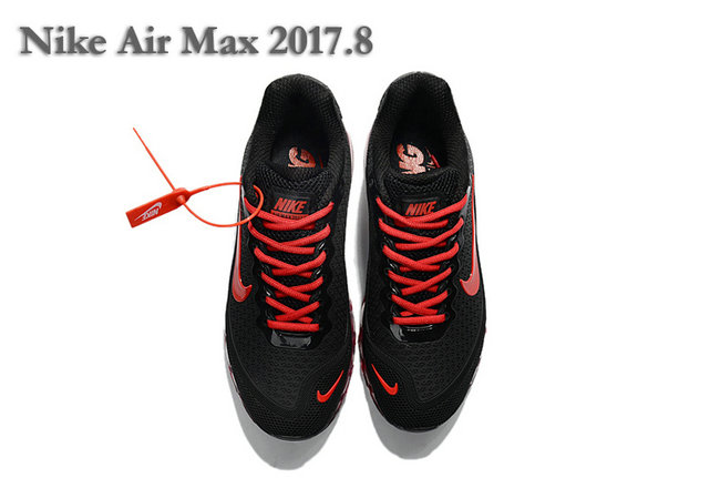 nike air max 2017 og en mesh new red go