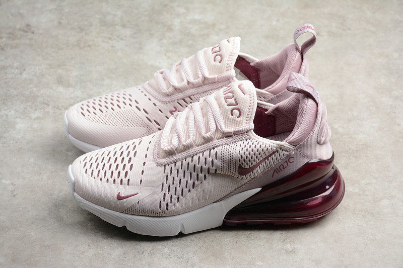 new arrival 10c86 57cee nike air max 270 chaussures de fitness femmes new ah6789-601 pink