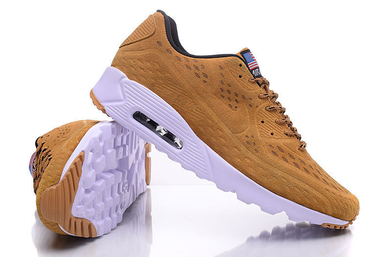 nike air max 90 og independence day gold leather