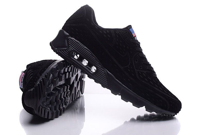 nike air max 90 og independence day hiver noir
