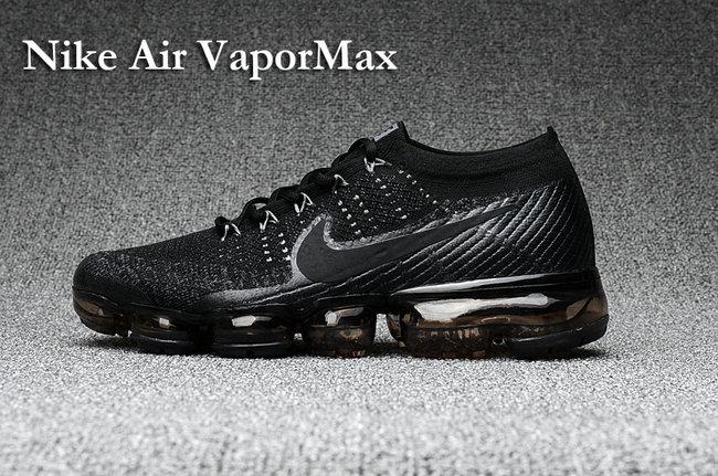 Release Date  Nike Air VaporMax Moc Triple Noir 8fea37689