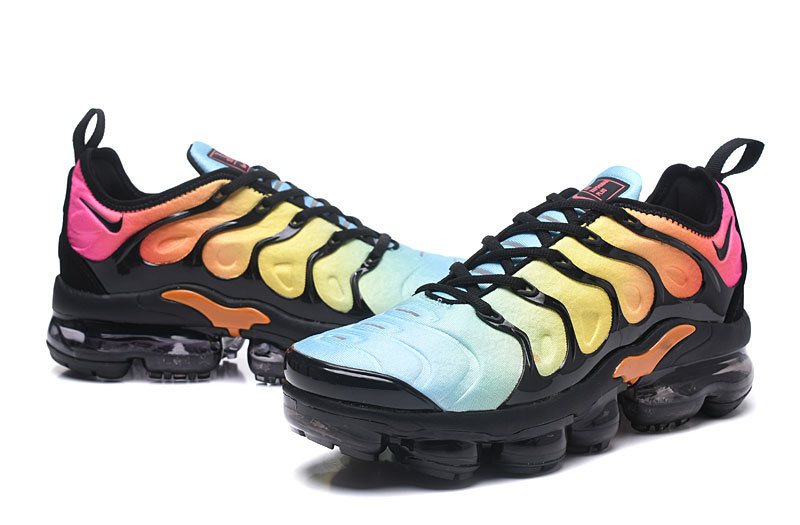 nike basket air max plus colorful