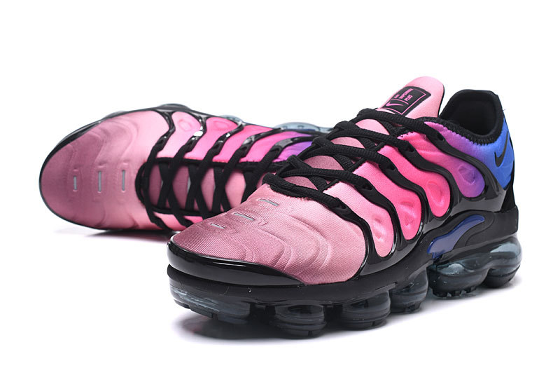 nike basket air max plus red pink