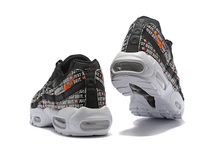 nike air max 95 women man sport 2000 justdoit logo