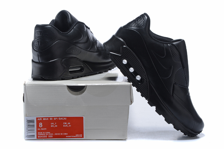 nike air max leather 90 sacai new style all leahter