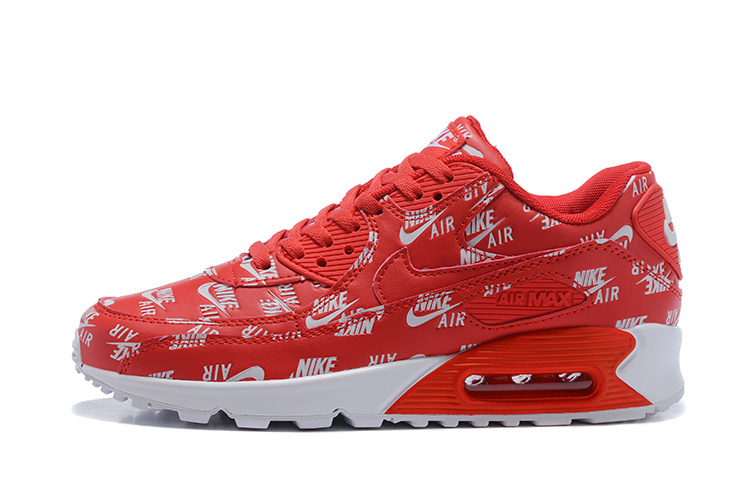 nike hommes air max 90 ultra lux casual chaussures sign red