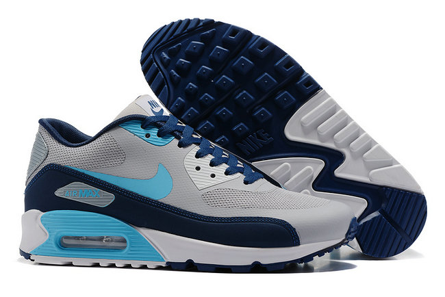 huge selection of b5530 5fbba ... nike chaussures air max 90 ultra essential og infrared sky silver ...