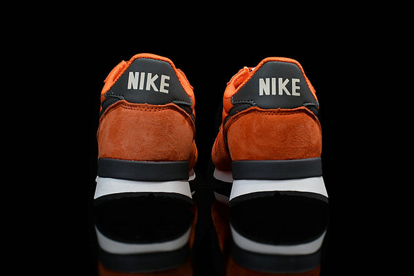 Face Chaussures Orange Chicago Nike Running Internationalist cT1FKlJ