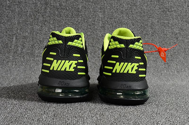 officiel 2018 nike air max flair basket dark green