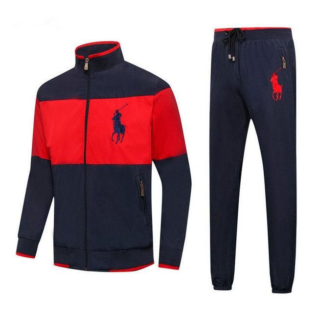 2d1dbb456ecab2 Survetement Big Pony Rouge Ralph soldes Lauren Complet Pantalon With xET6EB