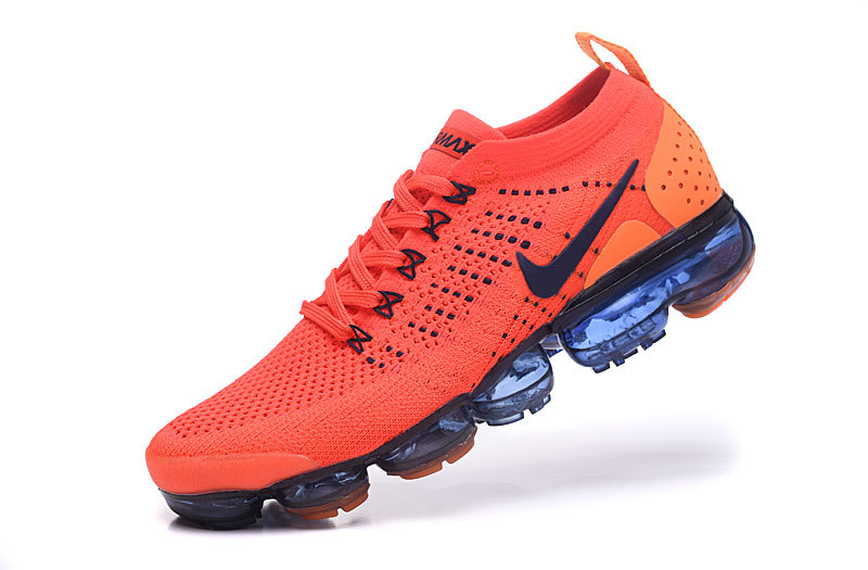 reduction nike air vapormax femme trainer 942842-106 blue red