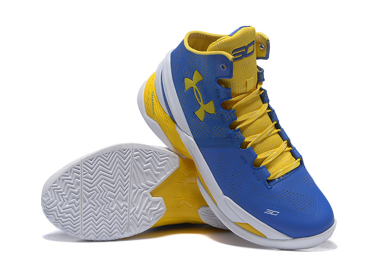 ua micro torch chaussures curry2 new basketball blue