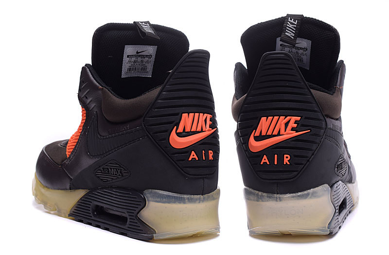 winter 2015 air max 90 parfaite mode orange dance