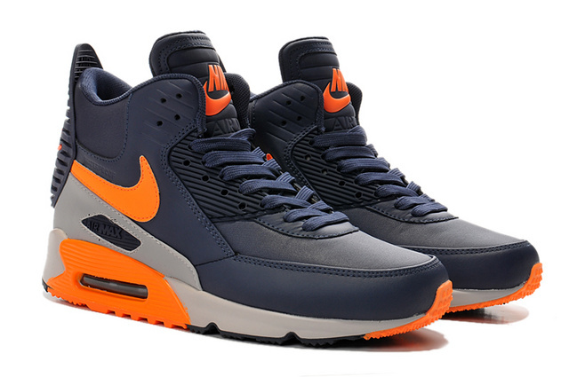winter 2015 air max 90 parfaite mode orange window