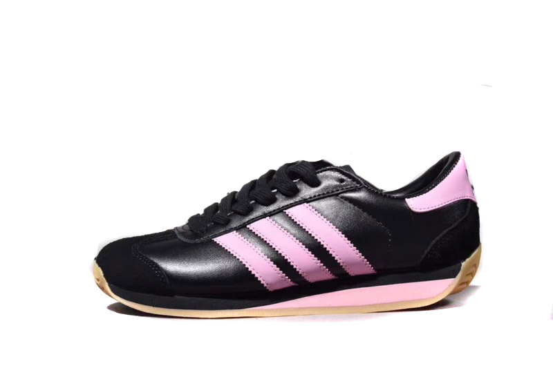adidas originals stan smith retro sneakers pink black