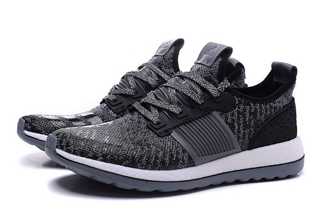 adidas chaussures hommes pure boost x tr training suie carbone