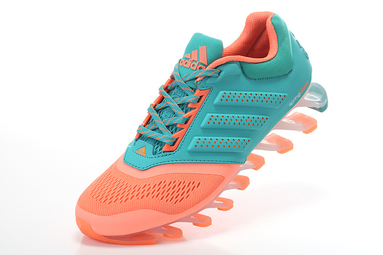 adidas springblade chaussures de formation femmes bleu orange basket adidas femmes 2015 pas cher. Black Bedroom Furniture Sets. Home Design Ideas